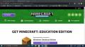 Minecraft 教育版 檔案下載